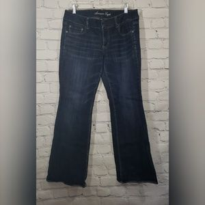 American Eagle Artist High Waisted Flare Jeans